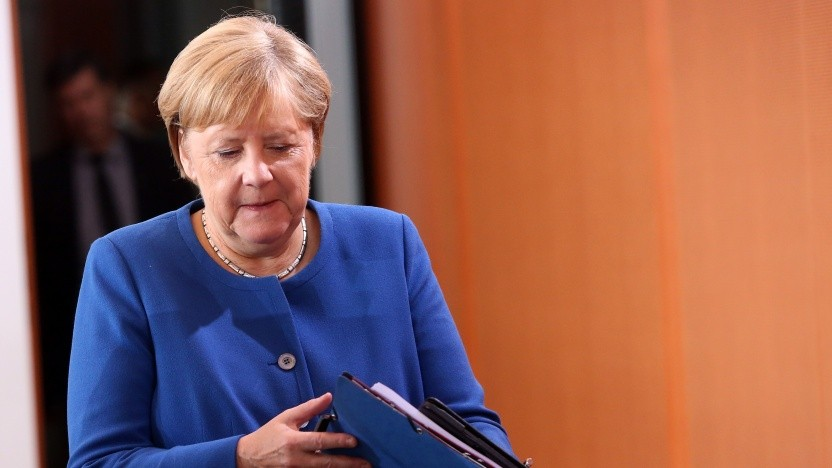 5G e Huawei: il parere del governo Merkel