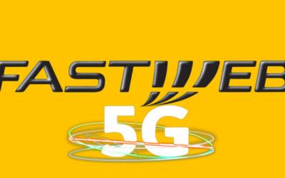 """5G e Fastweb: trasmettere eventi sportivi in tempo """"quasi"""" reale"""