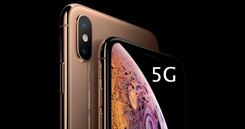 Apple ed un modem 5G negli iPhone a partire dal 2022