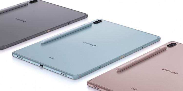 Samsung Galaxy Tab S6: ecco il primo tablet 5G