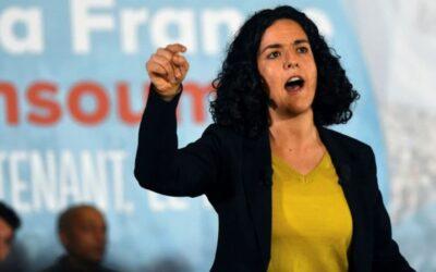 L'europarlamentare Manon Aubry contro Big Pharma